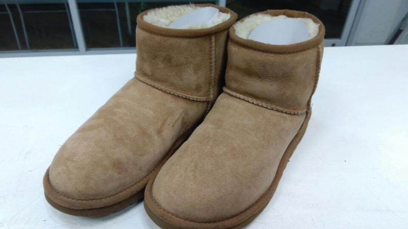 ヤフーショッピング 靴クリーニング ムートンブーツ手洗い丸洗い